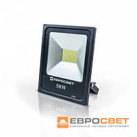 Прожектор EVRO LIGHT ES-50-01 6400K 2750Lm SMD, фото 1