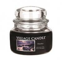 """Ароматическая свеча в стекле Village Candle """"Вулкан"""". 315 гр/ 55 часов"""