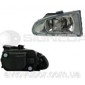 Противотуманная фара левая Ford Fiesta 95-99 3210290E 1E005169Z