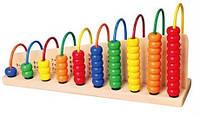 Детский набор для обучения Учимся считать Viga Toys 50022