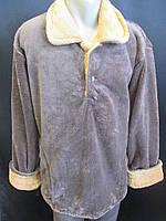 Теплые мужские пижамы из махры.