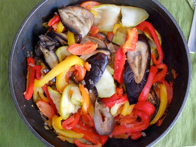 Как приготовить рататуй быстро и вкусно
