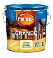 Полупрозрачное деревозащитное средство PINOTEX GRANDE   (10л)