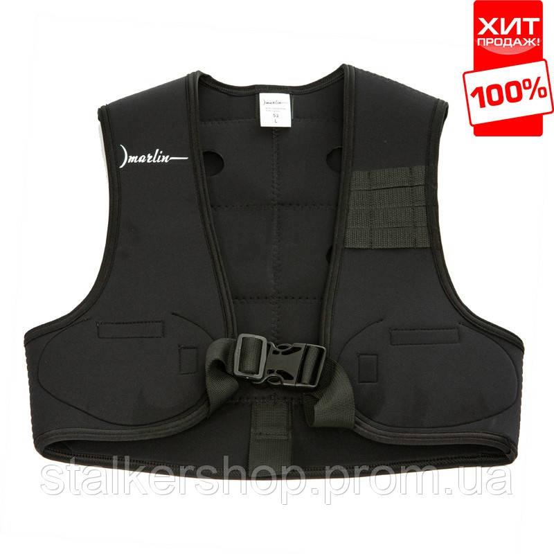 Жилет вантажний швидкознімний Vest Black