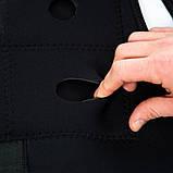 Жилет вантажний швидкознімний Vest Black, фото 6