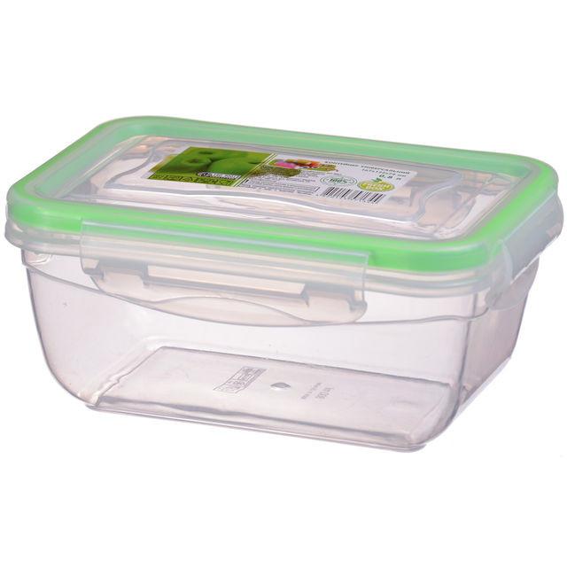 Контейнер прямоугольный Ал-Пластик FreshBox (0.8л)