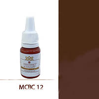 Краска для перманентного макияжа Brows colors INKSTINKT 7 мл MСBC12