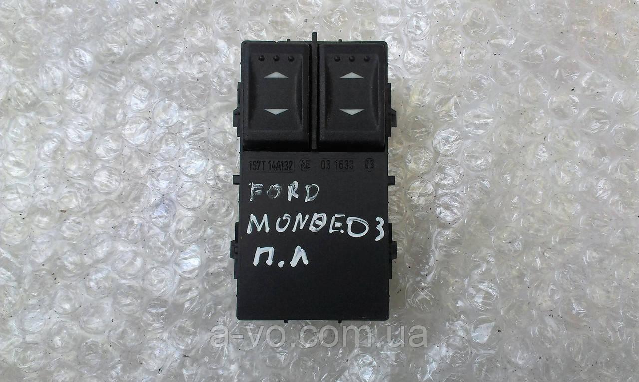 Модуль управления стеклоподъемниками   FORD MONDEO 2001р 3S7T 14A132 BA