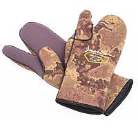 Перчатки трехпалые Nord Oliva 7 мм, Marlin