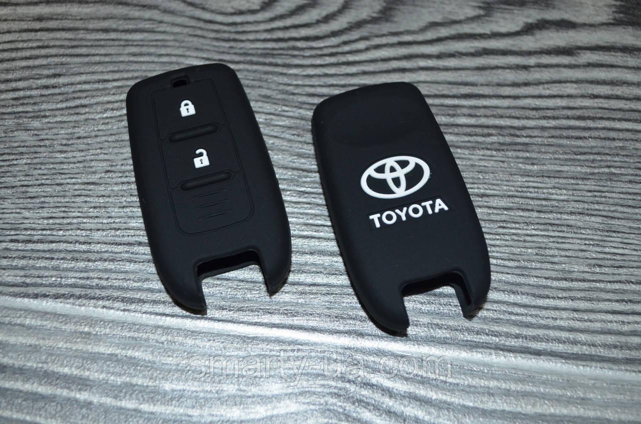 Силіконові чохли для ключів автомобілів Toyota