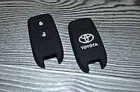 Силиконовые чехлы для ключей автомобилей Toyota