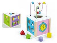 Детский Лабиринт малый 5 в 1 Viga Toys 50220
