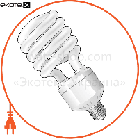 ELM Лампа энергосберегающая ES-15 55W 4000K E27  17-0075