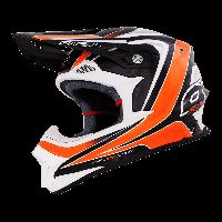 Мотошлем Oneal 8 Series Race черный оранжевый L