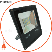 OPTIMA LED Прожектор 30W 4200К черний