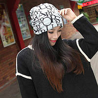 Стильная женская шапка стиль Хип хоп