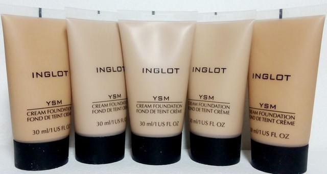 Тональный крем для лица YCM (young skin makeup) Inglot