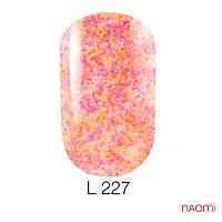 Гель-лак Naomi 6 мл Lets Go Party 227