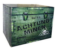 Achtung Minen SU-48 (48 выстрелов, калибр 40 мм)