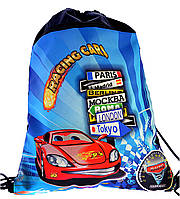 """Сумка для сменки """"Racing Cars"""" 1-7781"""