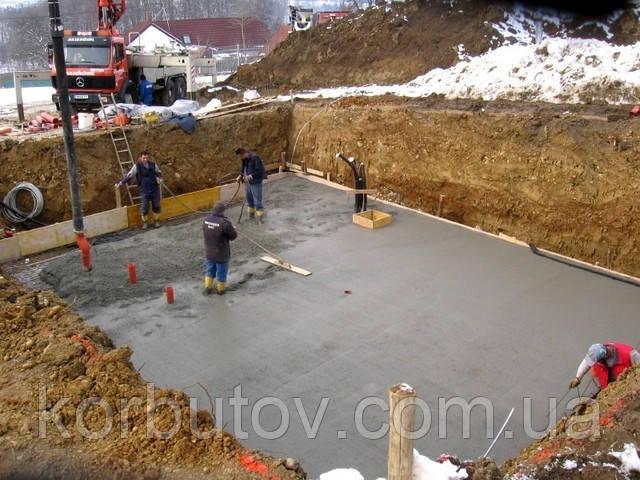 Все про бетон