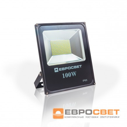 Прожектор EVRO LIGHT EV-100-01 6400K 7000Lm SMD