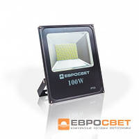 Прожектор EVRO LIGHT EV-100-01 6400K 7000Lm SMD, фото 1