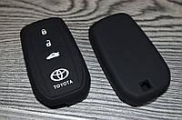 Силиконовые чехлы на ключи для Toyota