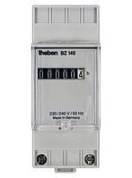 BZ 145  Счетчик часов наработки Theben на DIN-рейку th 1450000