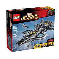 Пластиковый конструктор LEGO Авианосец Мстителей (76042)