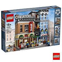 Пластиковый конструктор LEGO Кабінет детектива (10246)
