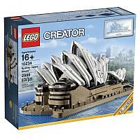 Пластмассовый конструктор LEGO Creator Сиднейский оперный театр (10234)