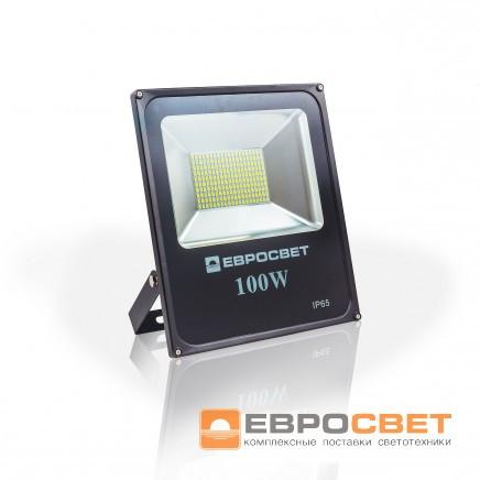Прожектор EVRO LIGHT EV-100-01 6400K 8000Lm SMD