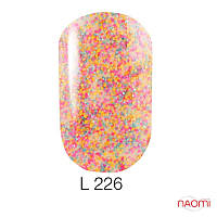 Гель-лак Naomi 6 мл Lets Go Party 226