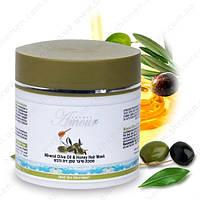 Маска для волос с оливковым маслом и медом 250мл