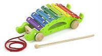 Игрушка-каталка Крокодил Viga Toys 50342