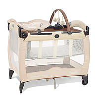 Детский манеж кроватка Graco Contour Electra Benny s Bell