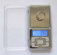 Карманные ювелирные весы 0,01 - 200 гр Pocket scale MH-200, Портативные, электронные 200гр Для маникюра