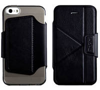 Чехол для iPhone 4 / 4S - iMax Smart Case, черный