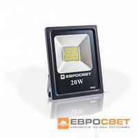 Прожектор EVRO LIGHT ES-20-01 6400K 1400Lm SMD