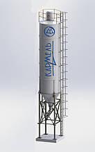 Силос цементный 35 тон. KARMEL