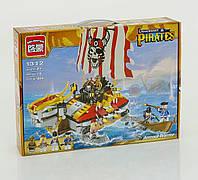 Конструктор для ребенка корабль пиратов
