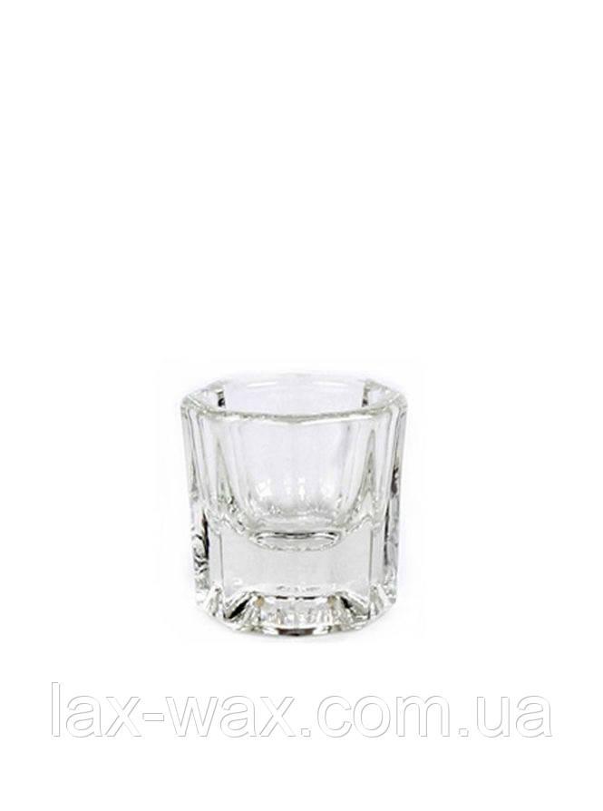 Скляний Стаканчик для фарби
