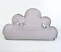 Подушка декоративная для ребенка 43*70 Тучка