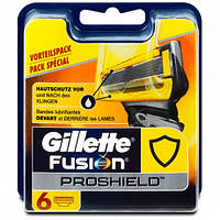 "Картридж Gillette ""Fusion"" PROSHIELD (6)"