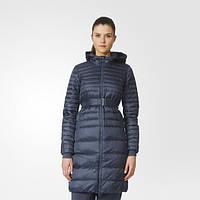 Утепленное пальто для женщин Adidas Performance Timeless AP8694 - 2016/2