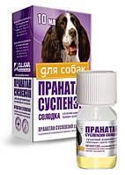 Пранатан суспензия сладкая для собак 10 мл (аналог Празицид суспензия)