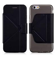 Чехол для iPhone 6/6S Plus - iMax Smart Case, черный