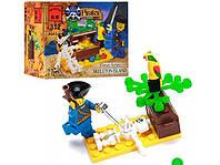 Конструктор для детей пират