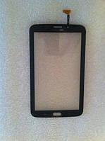 Сенсорная панель Samsung T2100 / T210 / P3200 темно синяя тачскрин